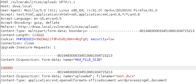 Learning to Pop XSS with Docx Files