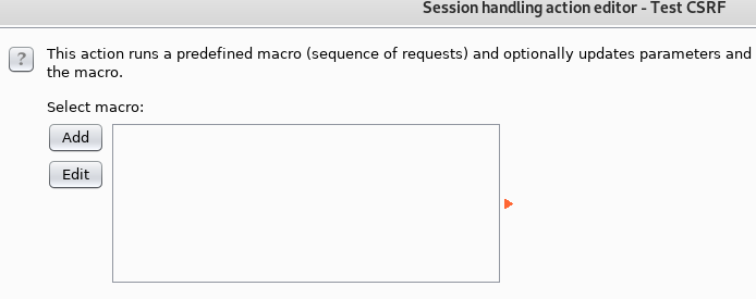 Bypassing Anti-CSRF with Burp Suite Session Handling